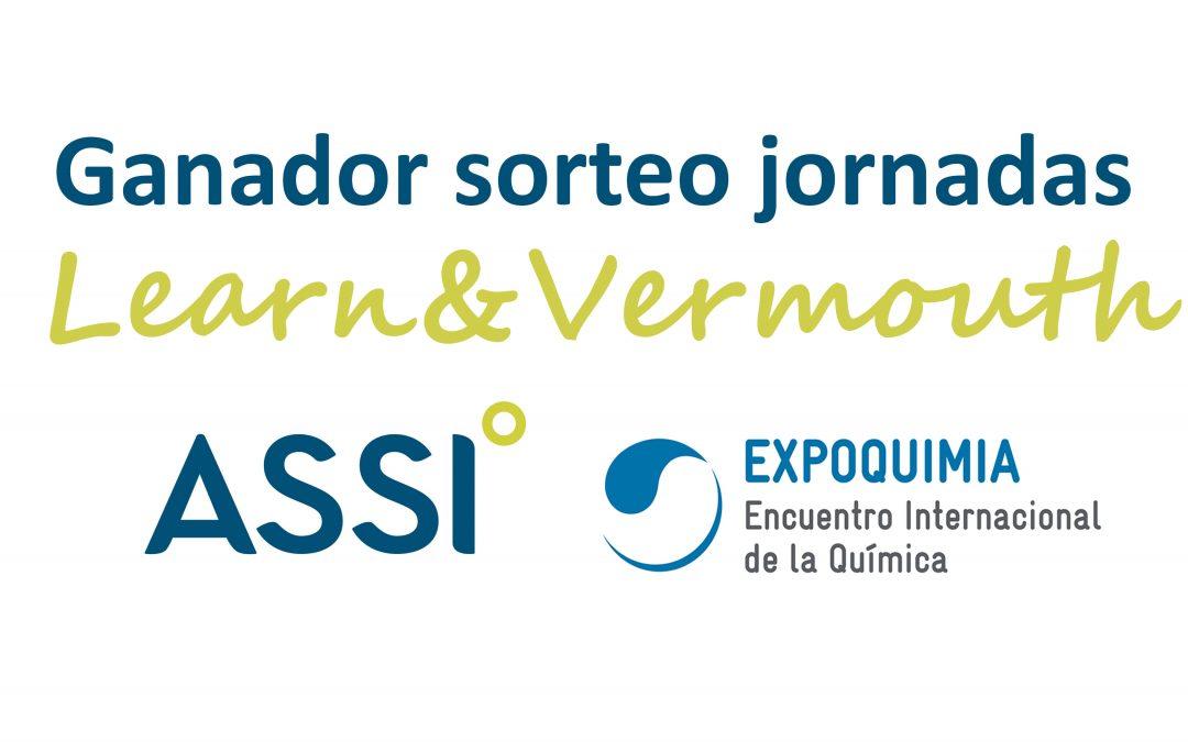 Joana Gallardo, ganadora del Ipad en nuestras jornadas «Learn & Vermouth»