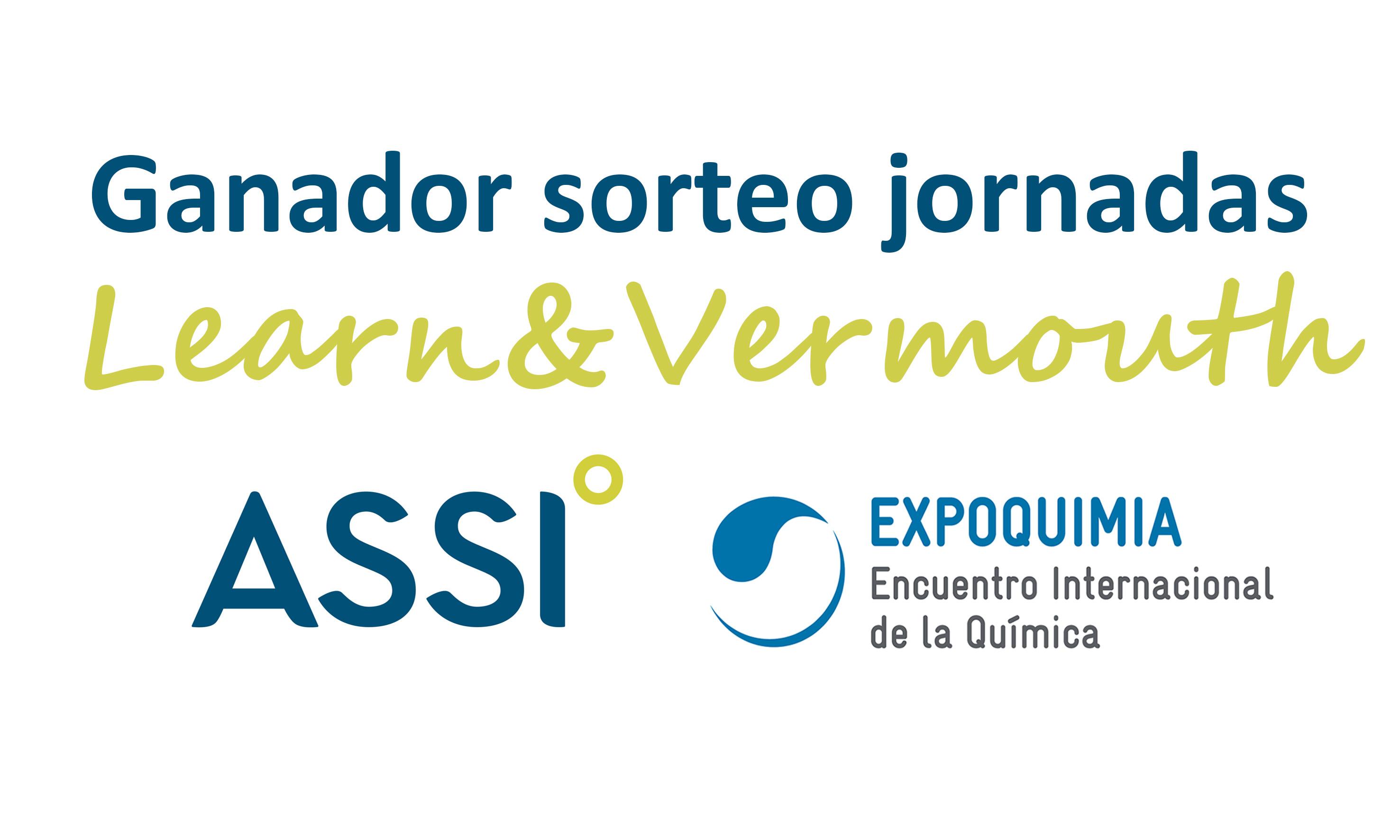 """Joana Gallardo, ganadora del Ipad en nuestras jornadas """"Learn & Vermouth"""""""