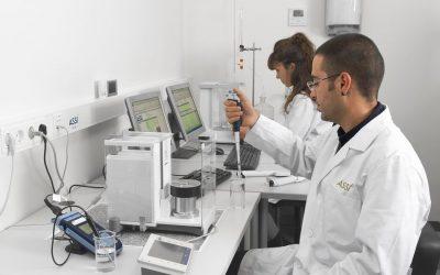 ASSI una empresa Trescal, amplia el laboratorio de volumen