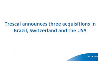 Trescal anuncia 3 adquisiciones en Brasil, Suiza y EE UU