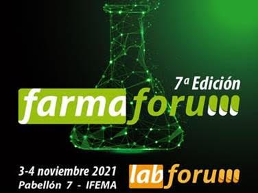 Visítanos en FARMAFORUM 2021 y participa en nuestros talleres